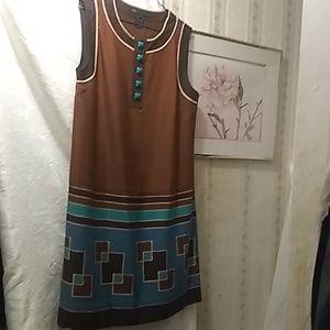 Marc by Marc Jacobs sleeveless silk dress NWOT